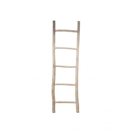 Houten ladder medium